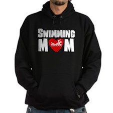 Swimming Mom Hoody