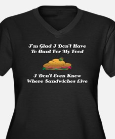 Sandwiches Plus Size T-Shirt