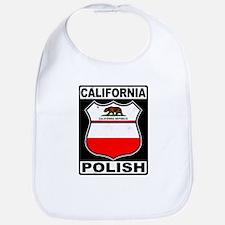 California Polish American Bib