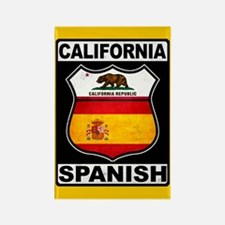 California Spanish American Magnets