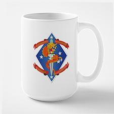 1st Bn - 4th Marines Mug