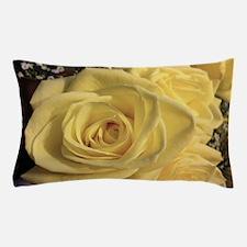 A Yellow Rose Pillow Case