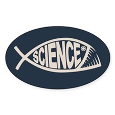 Science Fish II Decal
