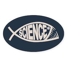 Science Fish II Decal