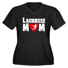 Lacrosse Mom Plus Size T-Shirt