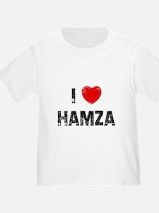 I * Hamza T