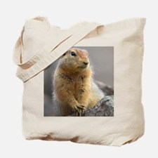 Ground Squirrel Tote Bag
