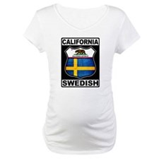 California Swedish American Shirt