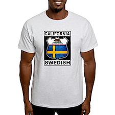 California Swedish American T-Shirt