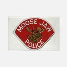 Moose Jaw Police Magnets