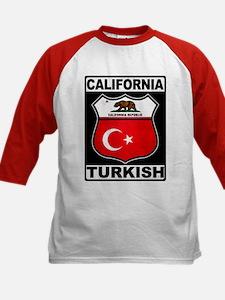 California Turkish American Baseball Jersey