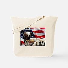 American Spirit TV 2MBTDC Promo Tote Bag
