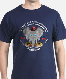 Republican Election 2014-15 And 16 T-Shirt