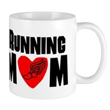 Running Mom Mugs