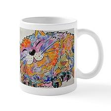 Rainbow Calico Mugs