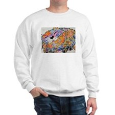 Rainbow Calico Sweatshirt
