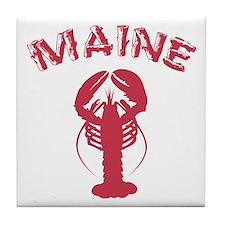 Maine Lobster Tile Coaster