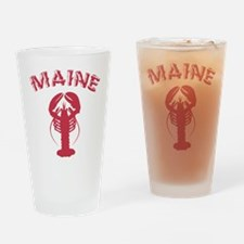 Maine Lobster Drinking Glass