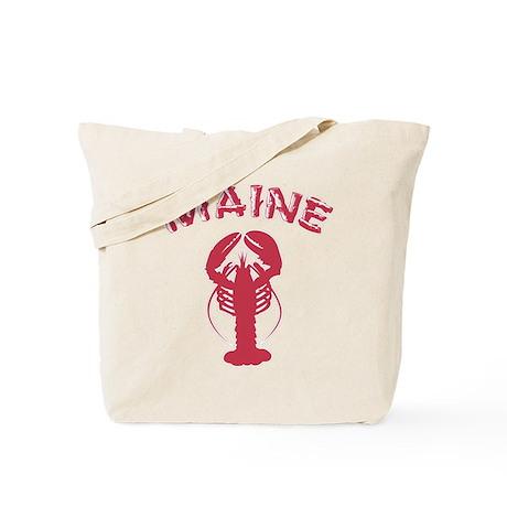 Maine Lobster Tote Bag