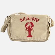 Maine Lobster Messenger Bag