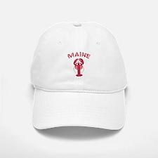 Maine Lobster Baseball Baseball Baseball Cap