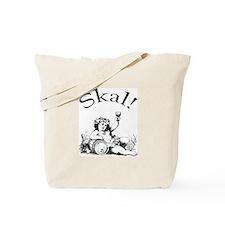 Swedish Toast Wine Tote Bag
