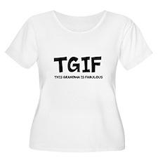 Fabulous Grandma T-Shirt