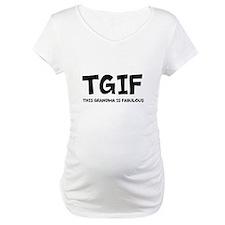 Fabulous Grandma Shirt