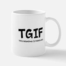 Fabulous Grandma Mug