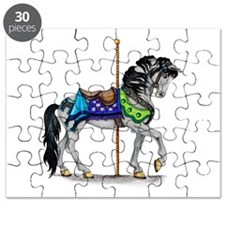 The Carousel Horse Puzzle