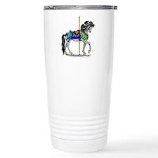 The Carousel Horse Travel Mug