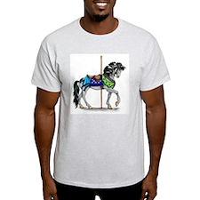 The Carousel Horse T-Shirt
