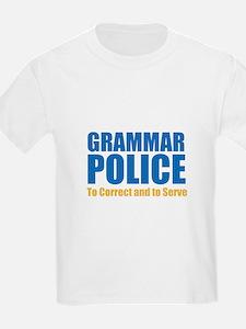 Grammar Police T-Shirt