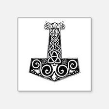 Thor's Hammer Sticker