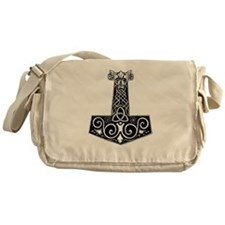 Thor's Hammer Messenger Bag