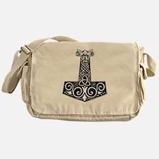 Thor's Hammer Messenger Bag