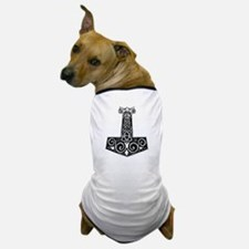 Thor's Hammer Dog T-Shirt