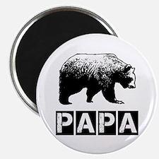 Papa-bear Magnets