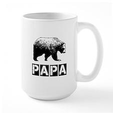 Papa-bear Mugs
