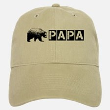 Papa-bear-version-2 Baseball Baseball Baseball Cap