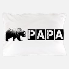 Papa-bear-version-2 Pillow Case