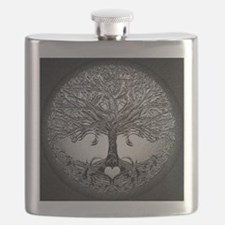 Tree of Life Bova Flask
