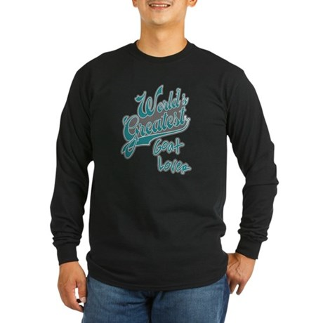 Worlds Greatest Goat Lover Long Sleeve T-Shirt