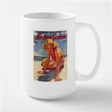 Bette Davis Large Mug