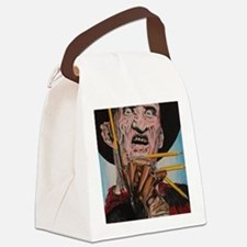 Freddy and Pencils Canvas Lunch Bag