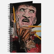 Freddy and Pencils Journal
