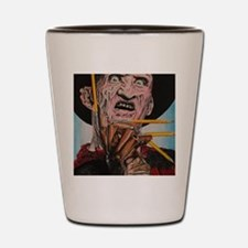 Freddy and Pencils Shot Glass