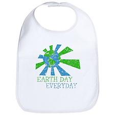 Earth Day Everyday Bib