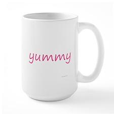 yummy pink Mug