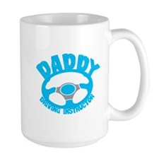 Daddy DRIVING instructor Mugs